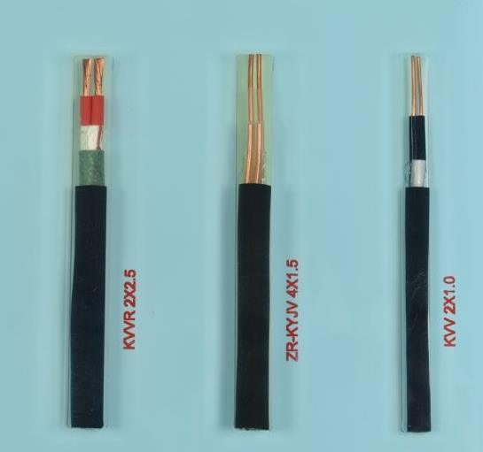 450/750V, 300/500V Copper/ Aluminum, Copper Clad Aluminum Conductor Electric Cable.