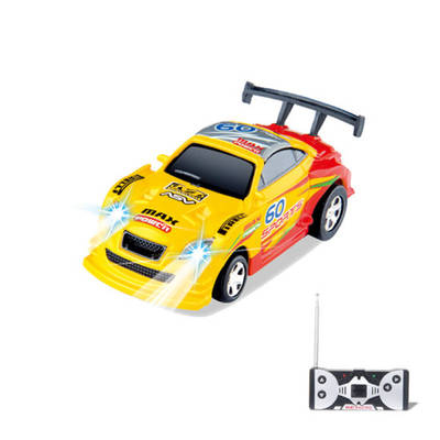 Best Door Gift Radio Control Toy 1: 12 Electric Coke Can Mini RC Car for Kids Kids Toys Promotional