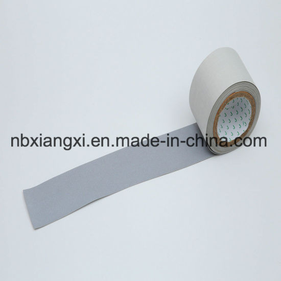 High Visibility Polyester T/C Reflective Fabric Material Tape for Security