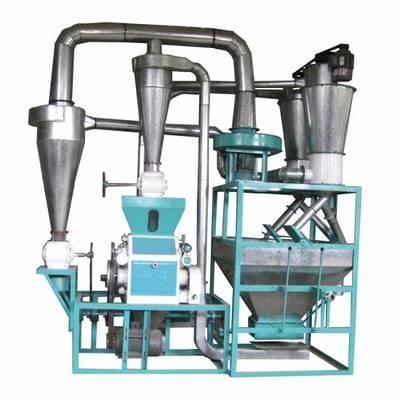 Mini Flour Mill for Grain Milling Flour Making
