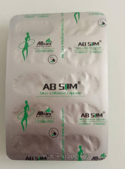 Ab Slim Celliuose Capsule Green Weight Loss Pills Slimming Product Skin Care From China On Topchinasupplier Com