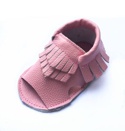 Soft Sole Fancy Cartoon Infant Newborn Baby Shoes