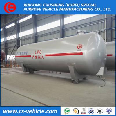 50000L LPG Tank, LPG Gas 50m3 LPG Storage Tank, Bulk LPG Storage Tanks