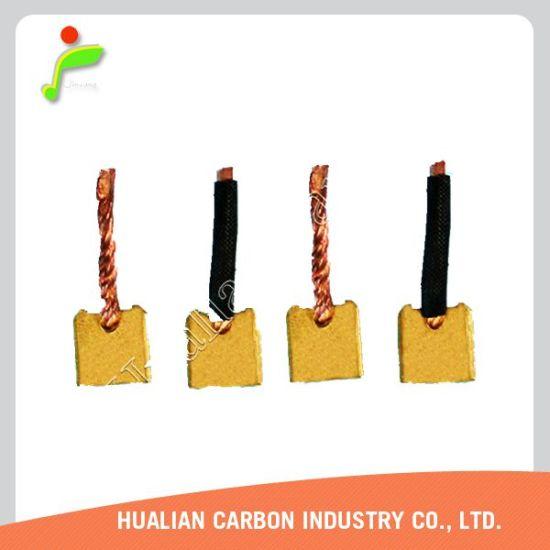 Automobile 24V Starter Carbon Brushes Assembly