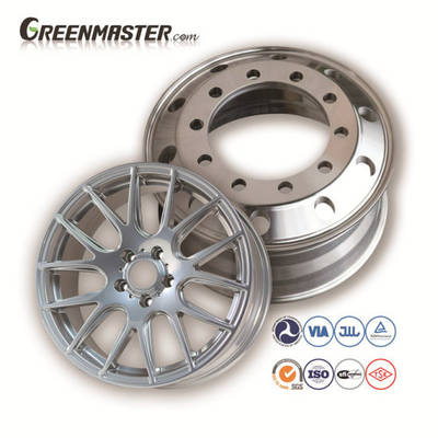 China Factory Wholesale Passenger Car SUV off Road Aluminum Alloy Wheel Rim for Truck Trailer ATV