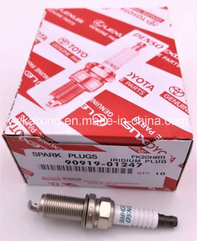 Denso Iridium Spark Plug for Toyota Camry Corolla Lexus 90919-01247 Fk20hr11