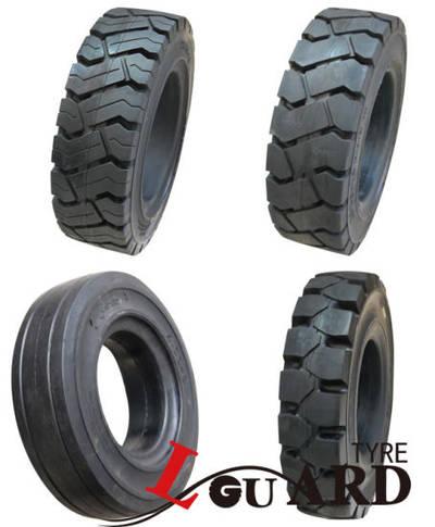 Forklift Solid Tire (8.25-15) 14.00-24 12.00-24 12.00-20 11.00-20 Tyre Pneus Pelins De Chariot Eleva
