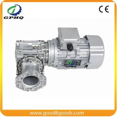 Gphq RV63 Worm Reduction Gearbox with 0.75kw Motor