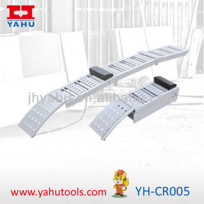 Heavy Duty and Foldable Adjustable Car Ramps (YH-CR005)