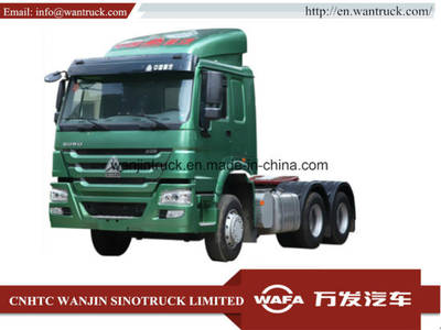 Hot-Sale Sinotruk Truck, HOWO A7 6X4 290-420HP Heavy Duty Truck/Tractor Head 31-40t Loading with Exc