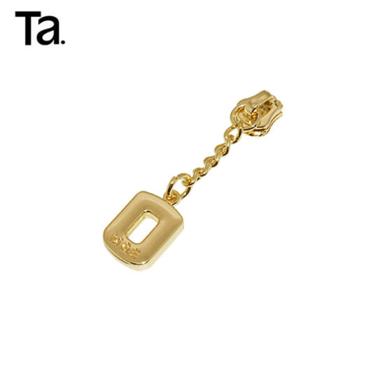 OEM High Quality Custom Zipper Pulls for Leather Bag
