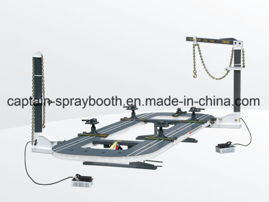 RS-SMD-II Ce European Export Car Chassis Straightening Bench