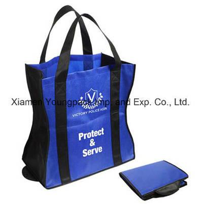 Wholesale Cheap Handbag Eco Friendly Reusable Supermarket Grocery Shopper Carry Bag Promotional Gift pictures & photos