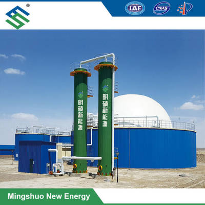 Dry Desulfurization Equipment for Removal of Hydrogen Sulfide