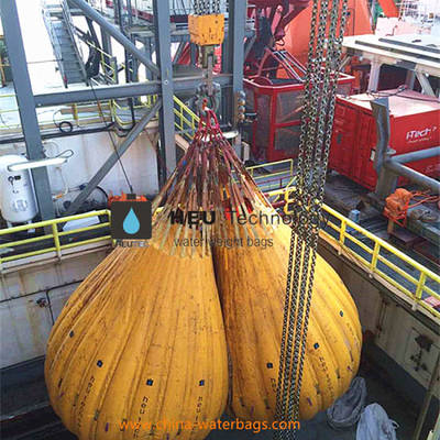 Overhead Crane Load Test Water Bags Water Weight Bag