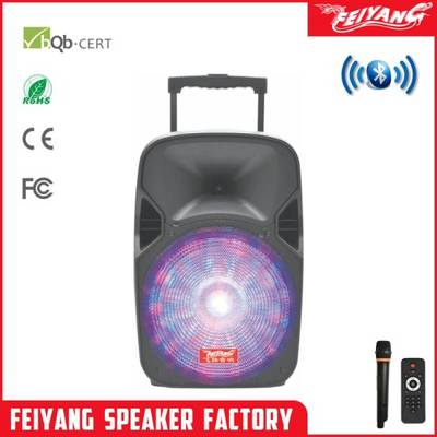 Professional Speaker F-87 with Bluetooth