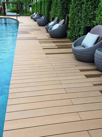 Wood Plastic Composite Flooring/WPC Outdoor Decking