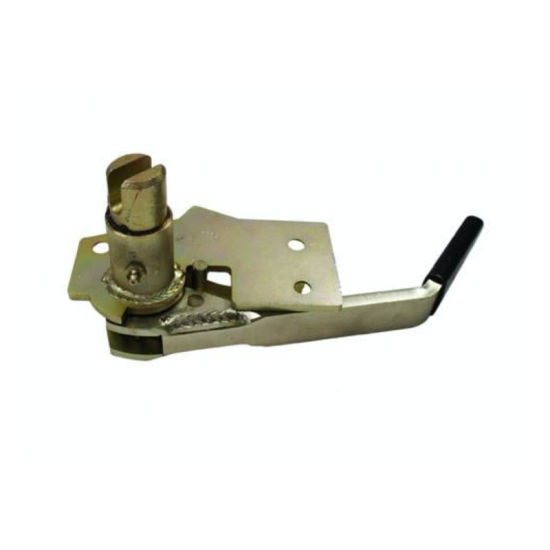 Custom Stamping Curtain Side Parts Rear Tensioner Metal Stamping Parts
