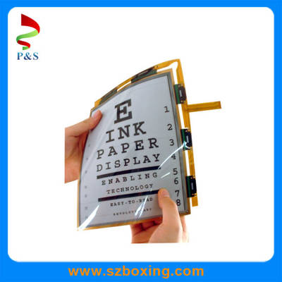 13.3 Inch Flexible Electronic Paper Display for Billboard
