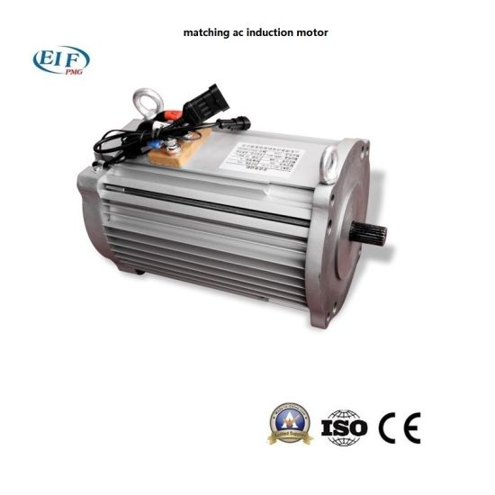 AC Motor 15kw144V as EV Conversion Kit 2000kg Truck