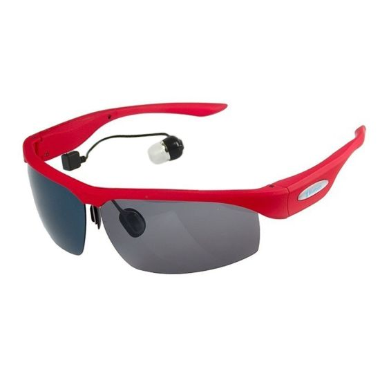 Bluetooth Sunglasses Headphones Sports Polarized Glasses Headset with MP3 Player for Smart Phone pictures & photos