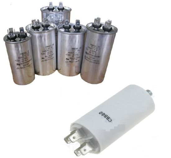 Cbb65 Air Conditioner Run Motor Capacitor