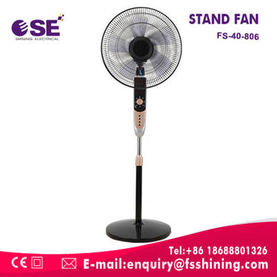 "Pedestal Fan with Adjustable Height 16"" Inch (FS-40-806)"