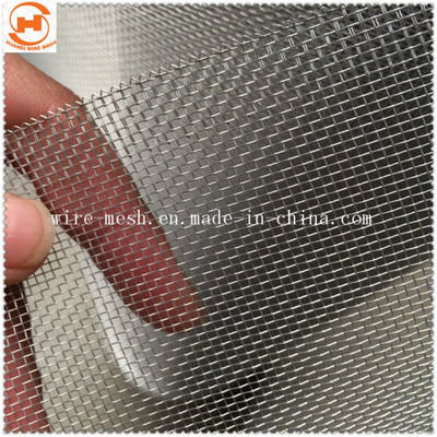 Stainless Steel/Silver Coated Aluminum Wire Mesh