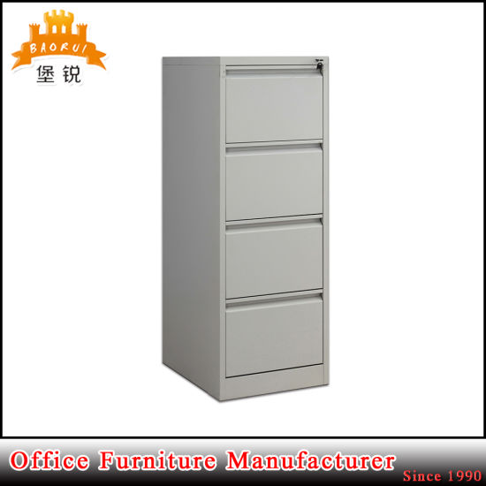 4 Drawer Steel Office Vertical Filing Cabinet