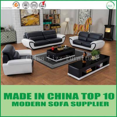 Contemporary Modern Divani Casa Leather Sofa Furniture