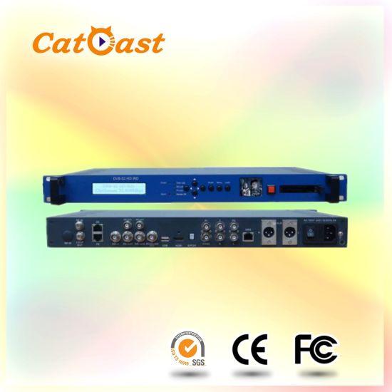 MPEG4 HD&SD DVB-S/S2 IRD