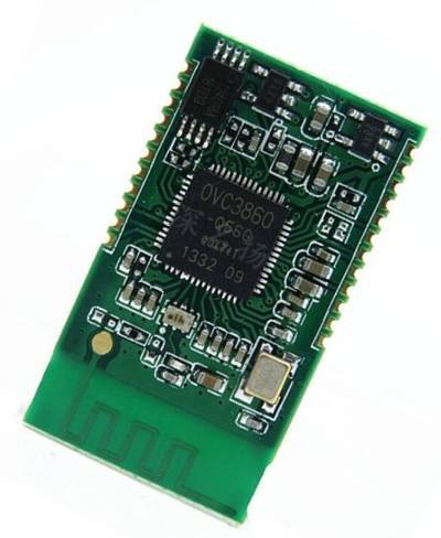 XS3868 Bluetooth stereo audio module control chip OVC3860 Stereo Bluetooth module