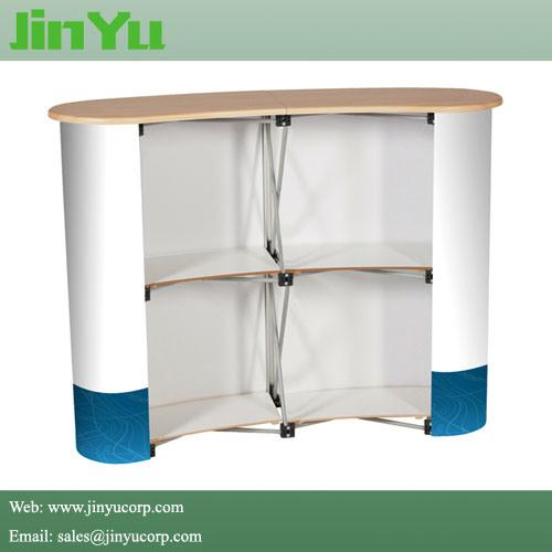 Lightweight Portable Exhibition Pop-up Counter