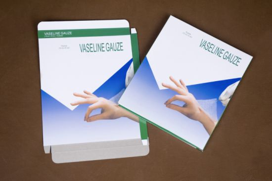 OEM Available Medic Sterile Paraffin Gauze with Wonderful Quality