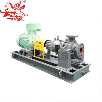 Centrifugal Standard Industrial Electric Chemical Pump