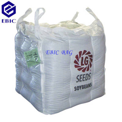 FIBC Bulk Big Bag with Baffle Inside for Saving Space