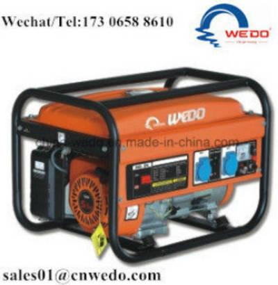 Home 4-Stroke Portable Gasoline/Petrol Electric Generators with Ce