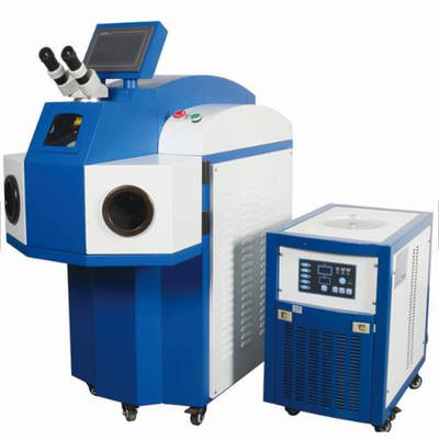 China Manufacturer Jewelry Laser Welding Machine Laser Welder/Equipment