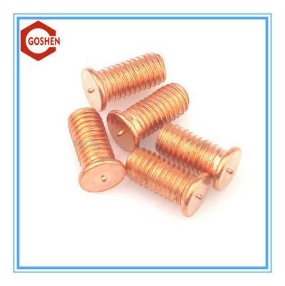Copper Plating Spot Welding Screw