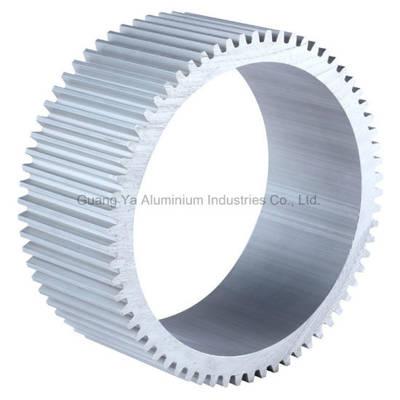 Profili industriali in alluminio con rivestimento a polvere di alta qualità, altri ...