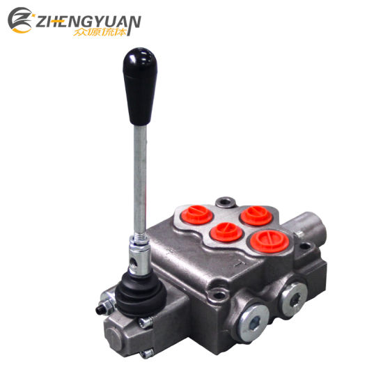 Hydraulic Directional Monoblock Control Valve SD11