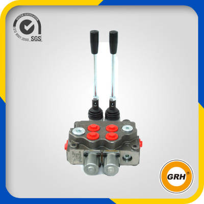 P40 Rexroth One Spool Hydraulic Parts Directional Flow Control Valve