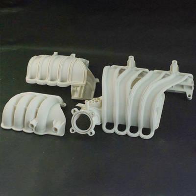 Shenzhen Factory SLS 3D Printing Nylon+Glass Fiber Rapid Prototyping