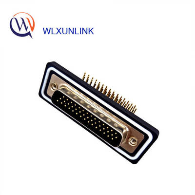 44pin Gold Plating Board for 90 Degree Waterproof Connector