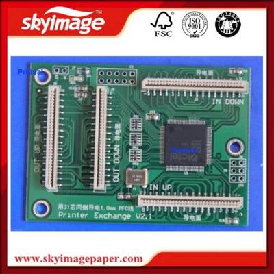 Good Quality Dx5 Print Head Decryption Card for Dx5 186000 First Locked Printer Head Decoder
