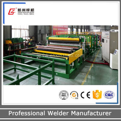 Gwc-2800-B Construction Mesh Welding Machine