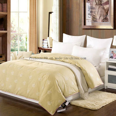 Home Textile Cotton Polyester Goose White Duck Down Bedding