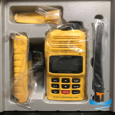 Portable Explosion-Proof Gmdss Marine VHF Two-Way Radiotelephone pictures & photos