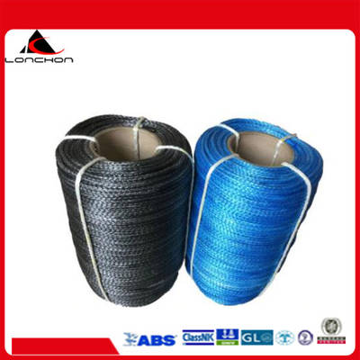 12 Strand UHMWPE Mooring Rope Winch Rope Marine Towing Rope for Mooring off Shore