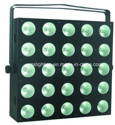 25*12W RGBW 4in1 Multi-Color LED Eastsun Matrix Blinder 105CH 5*5